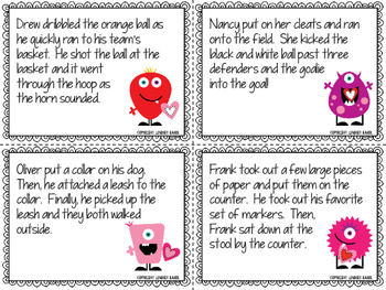 Valentine Monsters Predicting and Inferring Pack