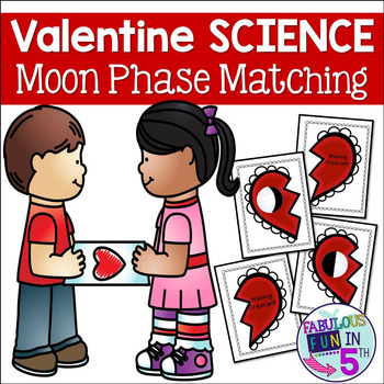 Valentine Moon Phases Matching
