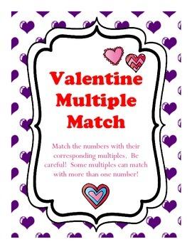 Valentine Multiple Match