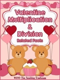 Valentine Multiplication & Division