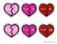 Valentine Multiplication Matching! - FREE!