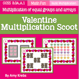 Valentine Multiplication Scoot