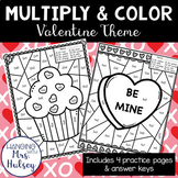 Valentine Multiply and Color