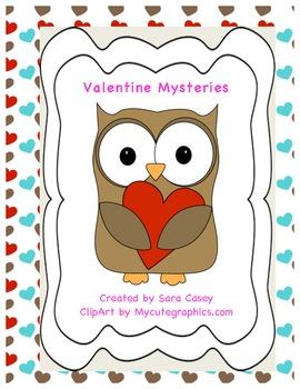 Valentine Mysteries