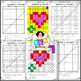 Valentine● Mystery Picture 3 ● Hundreds Chart ● Place Value