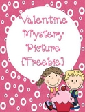Valentine Mystery Picture {Freebie}