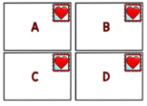 Valentine Name Envelopes