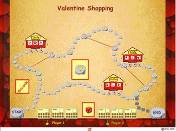 Valentine Nickel Shopping - CDN Coins - ActivInspire/PDF