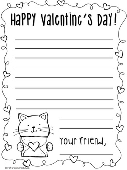 Valentine's Day Notes