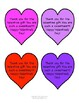 Valentine Notes for Students FREEBIE