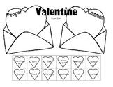 Valentine Noun Sort