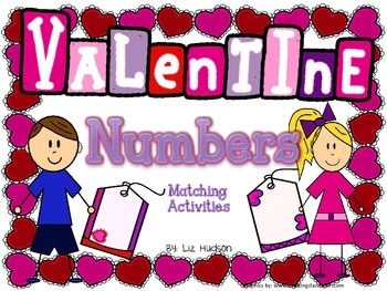 Valentine Number Matching