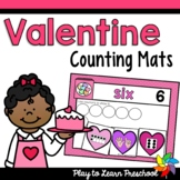 Valentine Counting