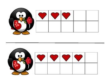 Valentine Number Recognition