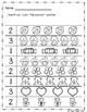 Valentine Numbers 1-10
