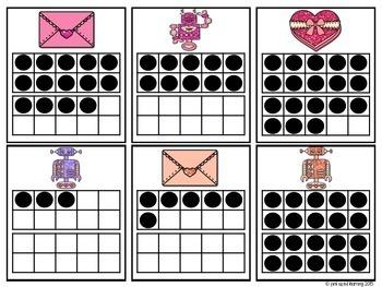 Valentine Numbers-Write the Room