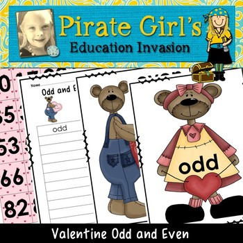 Valentine Odd and Even Sorting Game