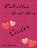 Valentine Onset and Rime Center