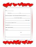 Valentine Opinion Letter
