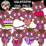 Valentine Owl Pals
