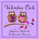 Valentine Owl Teacher Packet