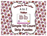 Valentine Owls ~ Teaching by the Letter Simple Holiday Str