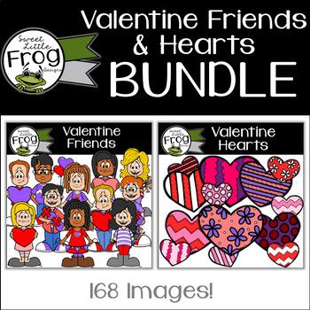 Valentine Friends Holiday Pack