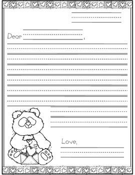 Valentine Panda Craft