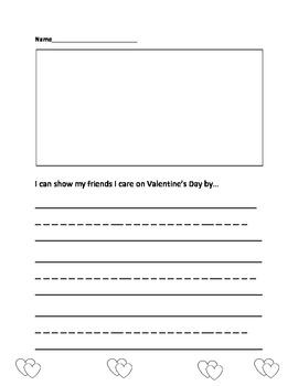 Valentine Paper 3
