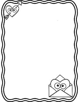 Valentine Paper