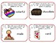 Parts of Speech Task Cards, Scoot for 1st, 2nd, 3rd, Valentine Themed