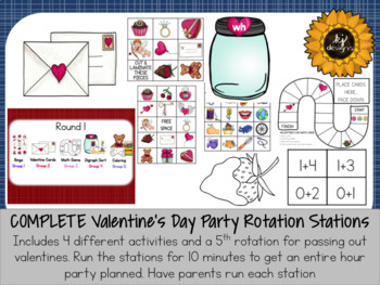 Valentine Party All-In-One Set