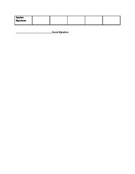 Valentine Party Behavior Expectations Chart