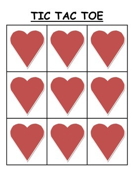 Valentine Party Games and Center Activities