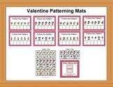 Valentine Patterning Mats
