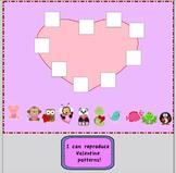 Valentine Patterning & Sorting