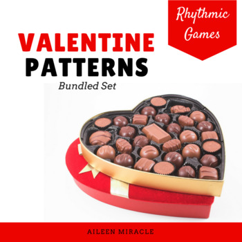 Valentine Patterns {Bundled Set}