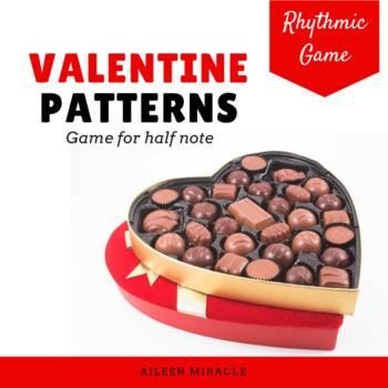 Valentine Patterns {Half Note}