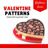 Valentine Patterns {Quarter Rest}