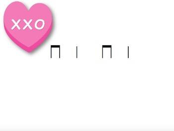 Valentine Patterns {Ta and Ti-Ti}
