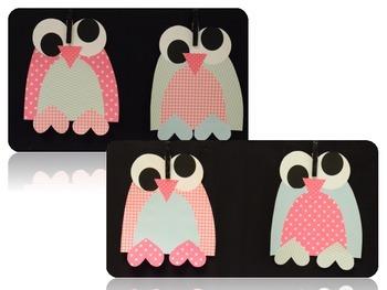 Valentine Penguin Craftivity