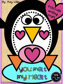 Valentine Penguin [[Writing Craft]]