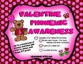 Valentine Phonemic Awareness