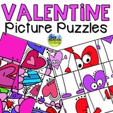 Valentine Picture Puzzles:  Create Your Own Content