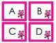 Valentine Pigs Alphabet Letters