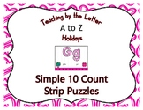 Valentine Pink Hearts ~ Teaching by the Letter Holiday Str