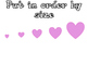 Valentine Play-Doh Mats