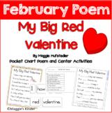 Valentine Poem Pocket Chart Activity