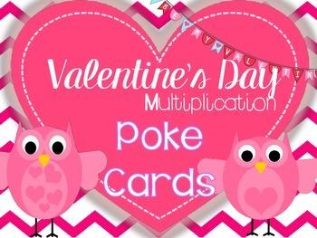 Valentine Poke Cards
