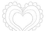 Valentine Pokey Art